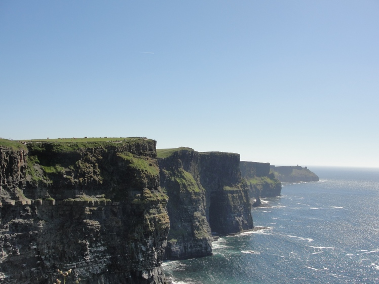 Cliffs of Mohrer