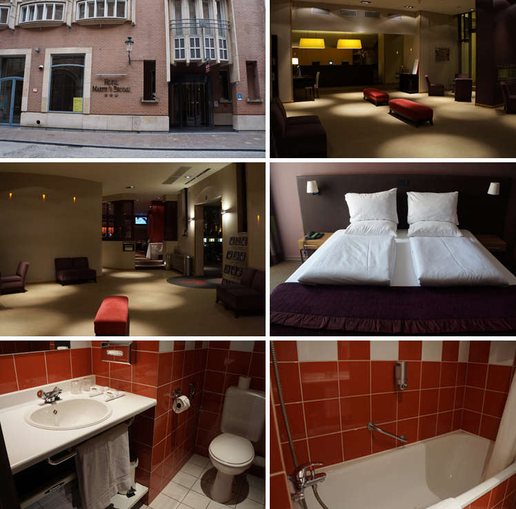 Hotel Martin's Brugge