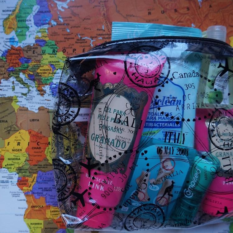 Amigos de viagem e festivais